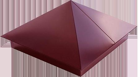 Металлический колпак